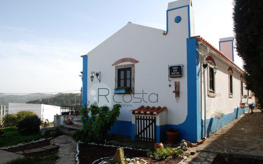 Moradia Isolada t3+1 em Cachouça concelho de Mafra.