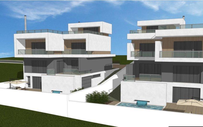 Novo Projeto * Novas Granjas * Moradias V4 com Piscina
