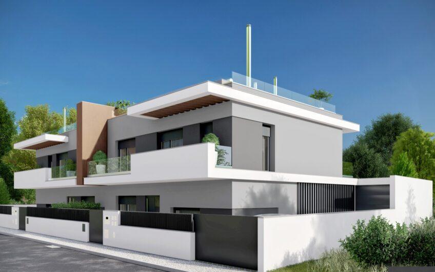 Moradias V4 Junto as Colinas do Cruzeiro – Em construção !